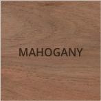 mahogany wood type